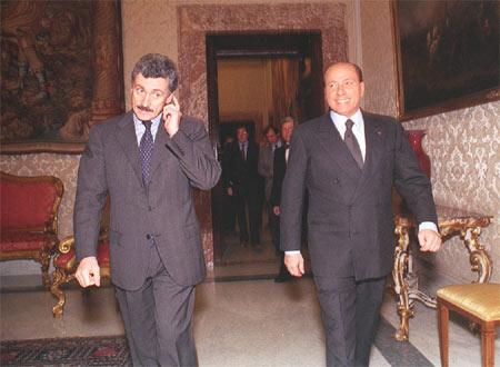 D'Alema-Berlusconi
