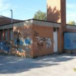 Graffiti al Centro Sportivo