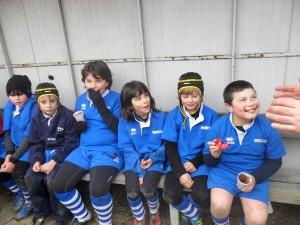 i ragazzi e il loro attaccamento alla maglia