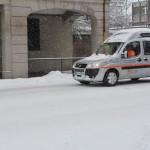 Persiceto nella neve