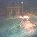 La neve a Persiceto