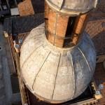 Accade a Persiceto: Ispezione al campanile