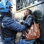 La polizia e i minorenni da massacrare