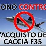 Rinunciamo all'acquisto degli F-35