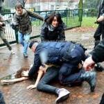 Femen e forze del disordine