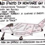 Primarie, F35 e impegno formale