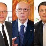 """Napolitano: """"non per capriccio…"""""""