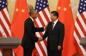 US President Barack Obama press conference in China