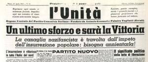 L'Unità di Gramsci