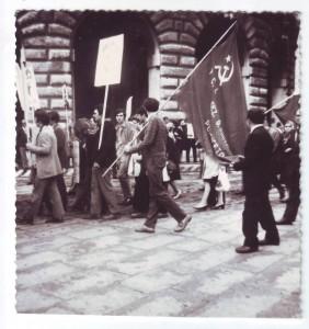 manifestazione PCI