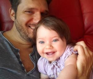 Amelia ed io.